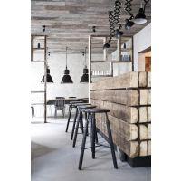 上海西餐厅实木桌椅定制厂家 上海忱净家具