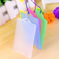 深圳厂家供应【透明PVC卡套卡包】可按需定制LOGO、价格优势