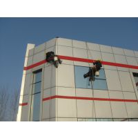 中山珠海广州高空幕墙玻璃安装及外墙维修