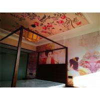 主题酒店设计壁画客房行业领先 主题酒店设计壁画客房低价促销 主题酒店设计壁画客房包邮正品 主题