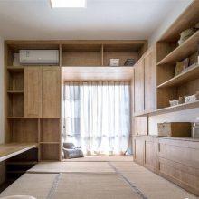 长沙原木订做价格管理模式、原木衣柜、橱柜门定做网络销售