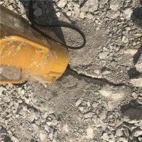 河南周口大型劈裂机大型矿山岩石开采专用设备欧力特品质可靠