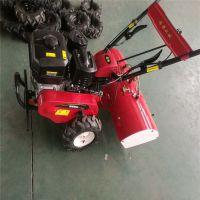 临沂小型农用机械微耕机 手扶式多用途除草旋耕开沟施肥一体机