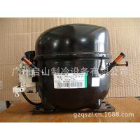 embraco冰箱压缩机Aspera密封式 低背压NEU2178GK 1HP R404冷媒冷柜压缩机
