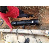 常熟市污水管道开挖测试修复
