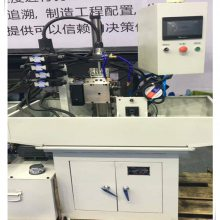 东莞台荣供应两轴铣扁机厂家/全自动铣边钻孔一体机/二次加工液压机