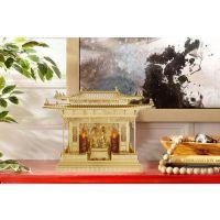 拝拝宫殿式佛龛 只为更好的中华传承传统文化