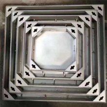昆山市金聚进304不锈钢井盖加工价格合理欢迎选购