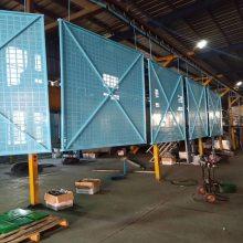 冲孔爬架护栏网多钱一平米优盾镀锌板爬架网圆孔