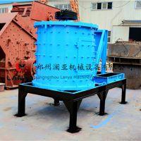 郑州厂家直销 复合式破碎机 立轴式石头破碎设备 大产量 高收益