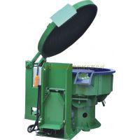 启隆带环保盖振动研磨机VB-F100