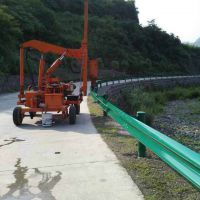 批发波形梁护栏板镀锌 喷塑护栏板厂家 生产 四川 贵州 云南