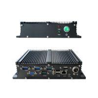 BK-BOXPCN270鑫博控4XRS-232(COM)免风扇优质铝合金工控机
