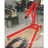 广东小吊机批发,2吨|3吨液压小吊机,发动机引擎维修用小吊机