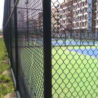 学校体育场围栏网 球场勾花网 运动场隔离网围栏厂家直销