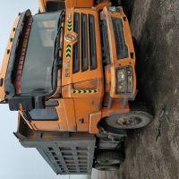 出售陕汽德龙后八轮工程车,340-380马力,5.8米宏昌天马大箱。