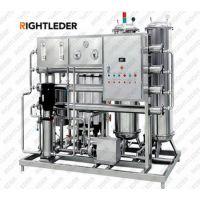 纯净水设备 小型纯净水净化设备 灌装线 反渗透系统