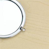 金属折叠化妆镜
