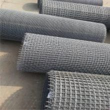 镀锌轧花网直销 铁丝轧花网 平纹编织网