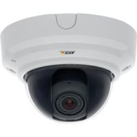 安讯士AXIS P3363-V 网络摄像机 带有远程对焦和变焦功能的卓越光敏感防暴固定半球型摄像机