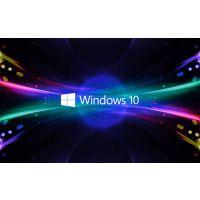 windows开放式/批量许可/电子交货/正版授权/解决版权