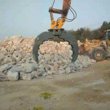 厂家直销挖掘机抓木器 工厂直供抓木器