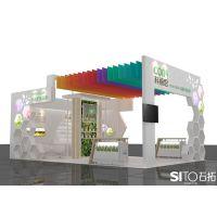 上海石拓告诉您特装展台设计艺术