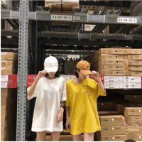 新款彩色女装半袖批发时尚韩版女上衣低价跑量男女服装批发特价女装