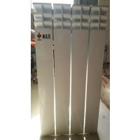 供应UR1001-500双金属压铸铝暖气片散热片厂家直销