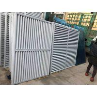 乌海百叶空调栏杆,拼装百叶窗Q235HC,烤漆阳台护栏耐盐雾性,无焊接护窗围栏