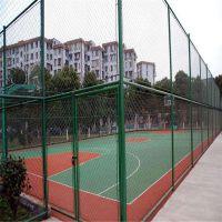 场地勾花网 PVC包塑勾花网 全国安装球场围网