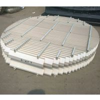 ABR厌氧反应器上面的折流板价格 PP材质可定制 河北华强