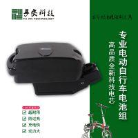 电动自行车专用锂电池、青蛙款耐用锂电池24v36v、定制锂电池