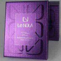 白卡纸化妆品包装盒定制 烫金纸质 设计印刷一站式服务