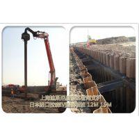枣庄钢板桩施工,拉森钢板桩施工,东营拉森钢板桩施工,滨州打拔钢板桩队伍