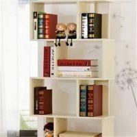 鄂州简约古董架自由组合书架书柜儿童书柜置物架收纳柜隔断酒柜 餐厅酒柜多少钱一台