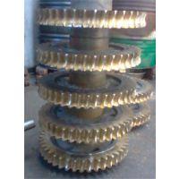 泰隆WD300圆柱蜗杆减速器蜗轮蜗杆配件维修