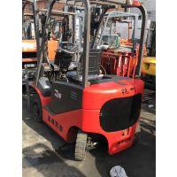 供应二手叉车 二合力杭州电动叉车 1.5吨-10吨电动叉车