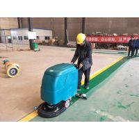 适合环氧地坪用的全自动洗地机,合美洗地机厂家