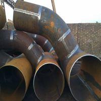 直销大口径跨越式异径接嘴碳钢三通 齐鑫生产加工定制