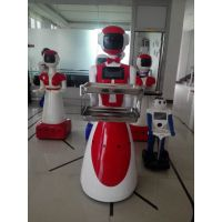 送餐机器人导购服务机器人语音宣传行走机器人互动广告可商演租赁