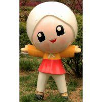 东莞玻璃钢雕塑厂家订制城市文化休闲街摆件民族特色孩童雕像
