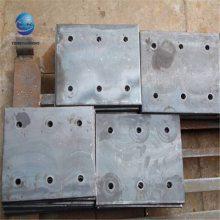 钢板机加工 Q235B 乾胜牌数控激光钢板加工厂家