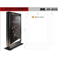 云南省户外滚动灯箱厂家,阅报栏灯箱,不锈钢广告宣传栏厂家