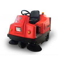 西安工厂地面清洁用扫地机 伟顿驾驶式全自动扫地车W1380