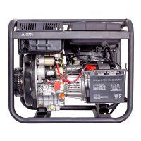 萨登5KW便携式柴油发电机