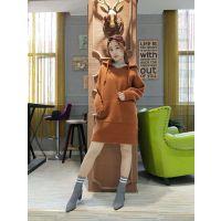 2017年新款羊驼绒大衣品牌折扣服装进货渠道 服装品牌折扣批发