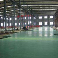 潍坊寿光地下车库彩色金刚砂钢化地坪材料厂家带施工
