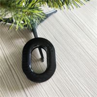 生产订制 可填充果冻硅胶皮耳套 高周波吸塑成型皮护套