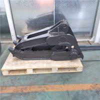 铭德机械抓木器 挖掘机机械式抓厂家